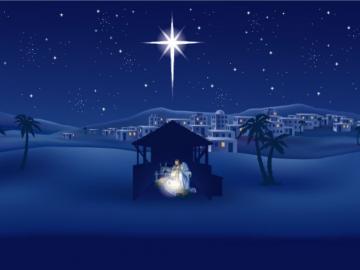 religious christmas backgrounds for desktop
