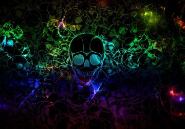 Neon Backgrounds for Myspace HD wallpaper background