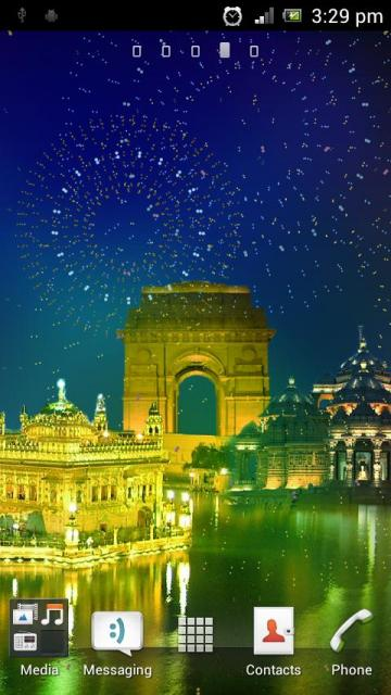 Happy Diwali HD Live wallpaper   Android Apps on Google Play
