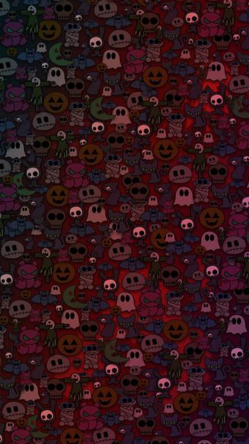 20 Halloween iPhone Wallpapers