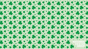 St Patricks Day Wallpaper Matchbox Design Group St Louis MO