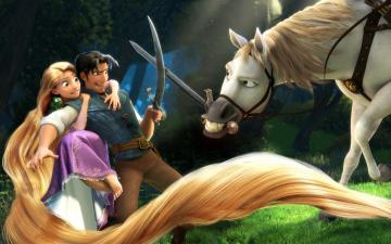 Rapunzel Flynn in Tangled Wallpapers HD Wallpapers