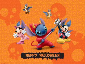 Halloween Wallpapers Halloween Disney Wallpapers