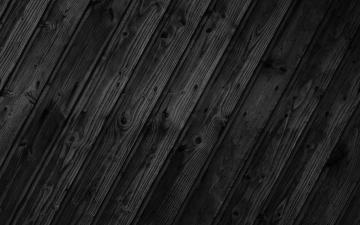 Black Wood Patterns Textures Wallpaper HD Wallpaper