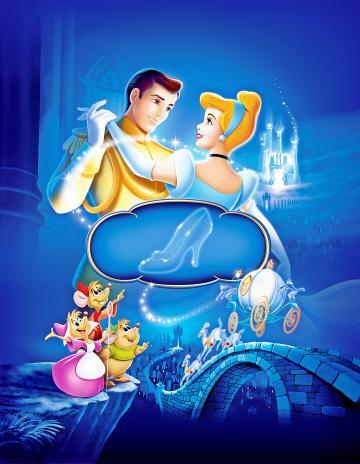 Walt Disney Posters Cinderella walt disney characters 32527646 3873