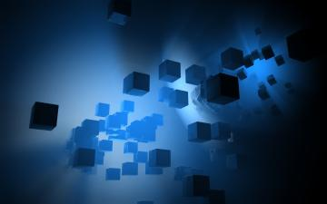 Cubes Abstract Wallpapers HD Wallpapers