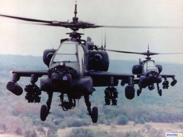 Helicopters AH 64 Apache Desktop Wallpapers and Pictures