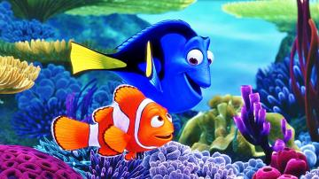 DisneyPixar Wallpapers   Finding Nemo   Walt Disney Characters