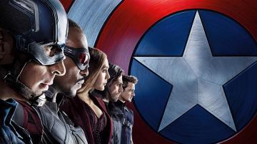 Captain America Civil War Team Wallpapers HD Wallpapers