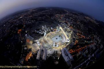 Breathtaking Beautiful Makkah Wallpaper for Your Desktop