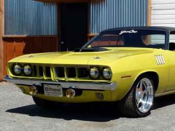 Download 800x600 muscle cars usa plymouth barracuda classic cars
