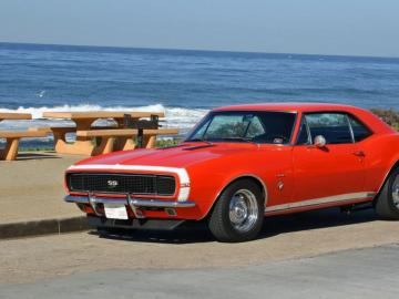 800x600 cars sports muscle cars chevrolet camaro 1967 classic cars
