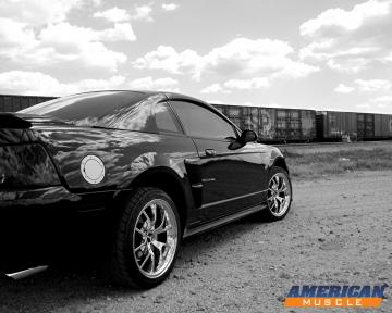 Black And White Mustang Wallpaper Black mustang wallpaper
