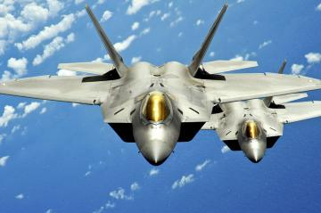 22 Raptor Jet Fighter HD Wallpapers Military WallBase