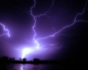lightning lightning lightning
