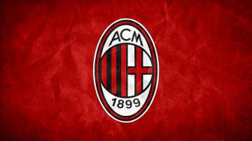 AC Milan FC Football Logo HD Wallpaper of Football   hdwallpaper2013