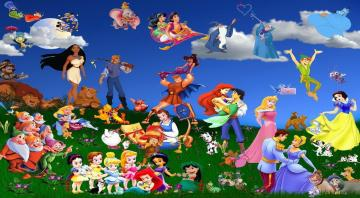 Walt Disney Animation Cartoon Wallpaper 10680 Wallpaper Walt Disney