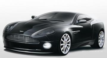 Best Wallpapers Aston Martin Vanquish Wallpapers