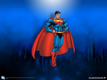 1152x864 Superman desktop PC and Mac wallpaper