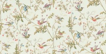 Birds Design Wallpaper Humming birds  wallpaper