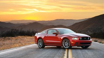 Mustang Desktop Wallpaper   The Mustang Source   Ford Mustang Forums