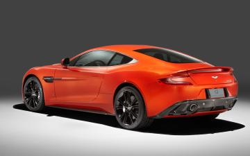 2014 Q by Aston Martin Vanquish Coupe 2 Wallpaper HD Car Wallpapers
