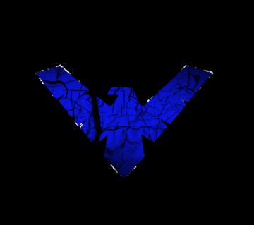 Nightwing and Hawkeye
