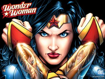 Wonder Woman WW DC Comics HD Wallpaper Download Wallpapers in HD