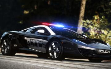 NFS Hot Pursuit Cop Car Wallpapers HD Wallpapers