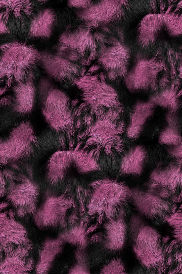 pink faux fur wallpaper