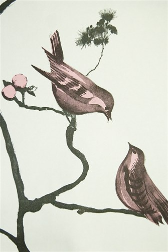 Wallpaper Bird Design   Kitchen Wallpaper   Decorate Your Kitchen From