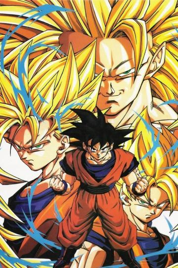 Goku Super saiyan iPhone 44S Wallpaper HD Iwallpaper Wallpapers