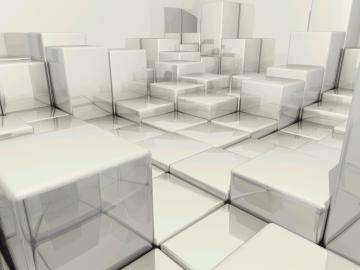 Cubes Levels 1600X1200 3D Wallpaper World Wallpaper Collection