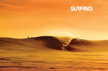 February 2012 Issue Wallpaper SURFING Magazine