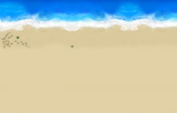 Love The Beach Twitter Backgrounds I Love The Beach Twitter Themes