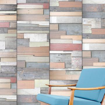 Brick Effect Wallpaper Trompeloeil Brick Effect Wallpaper
