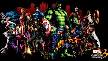 Marvel Heroes Wallpaper Background PC