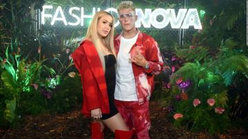 Jake Paul and Tana Mongeau got married in Vegas   CNN