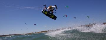 Wake style kiteboarding wallpapers