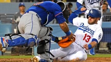 Ryu Dominant Again As Dodgers Blank Mets 2 0 KTLA