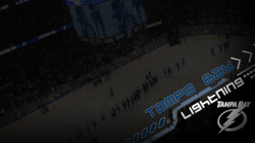 Tampa Bay Lightning Wallpaper by Flyer48
