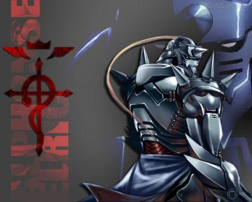 Papel de Parede   Fullmetal Alchemist   Alphonse Elric