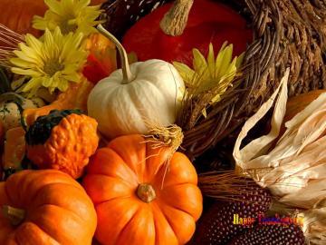 Thanksgiving Desktop Wallpaper and Screensavers 1
