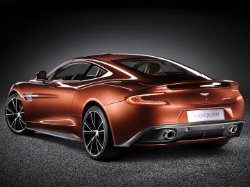 Aston Martin Vanquish Wallpapers Car wallpapers HD