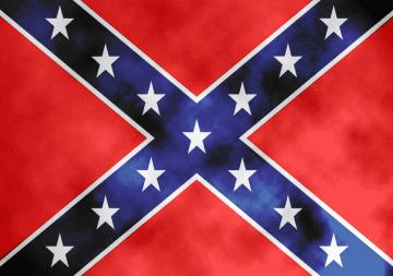 Confederate Rebel Flag Desktop