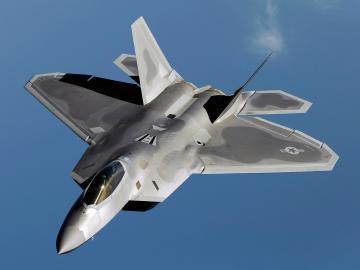 LockheedBoeing F 22 Raptor   Wikiwand