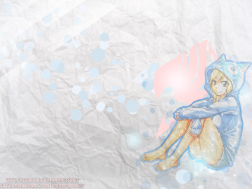 lucy fairy tail wallpaper by crisscross17 fan art wallpaper other 2014