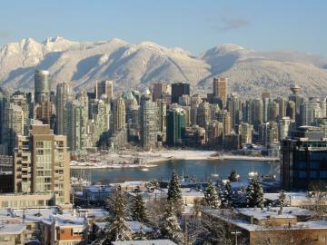 Vancouver HD Wallpaper Mac Downtown Wallpaper City 85284 high