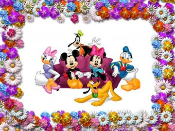 Disney Characters Wallpaper 219 Hd Wallpapers in Cartoons   Imagesci