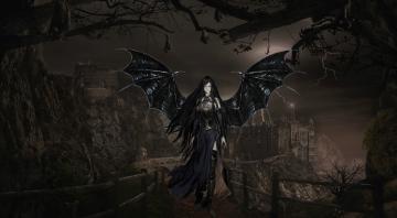 Evil Gothic Demon Wallpaper Demon wallpaper background